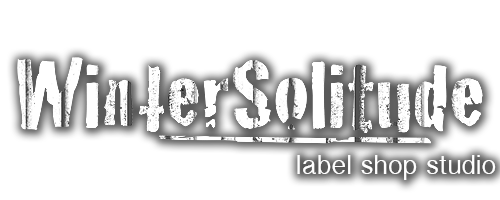 Winter Solitude – Label, Shop & Studio